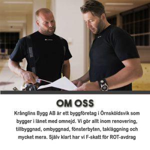 Byggföretag Örnsköldsvik